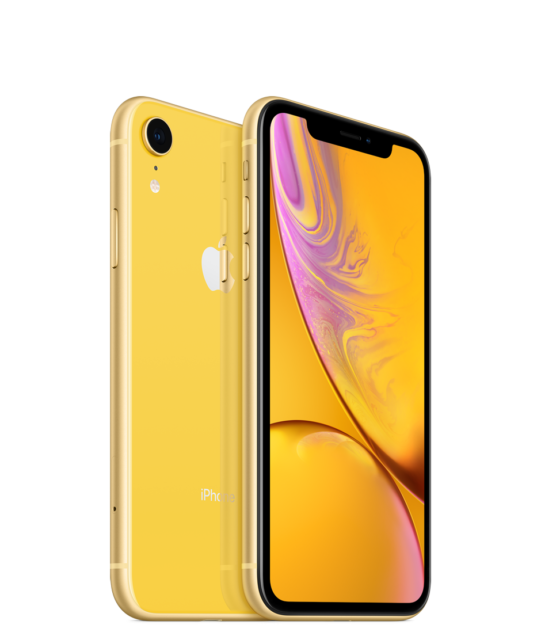 Apple iPhone XR - 64GB - Giallo Nuovo