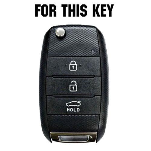 Silicone Remote Key Cover For Kia Sportage Ceed Rio Soul Picanto OPTIMA Holder