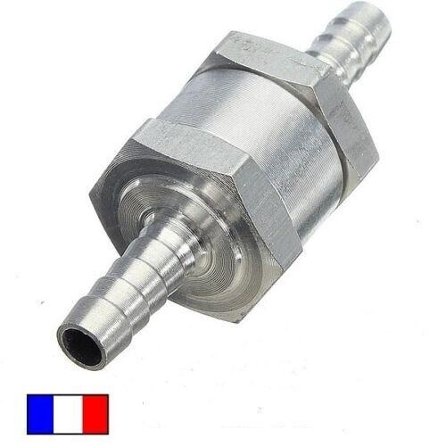 6//8//10//12 mm Soupape Clapet Anti Retour Valve Carburant Gasoil Essence Diesel Eau Huile Taille 12mm