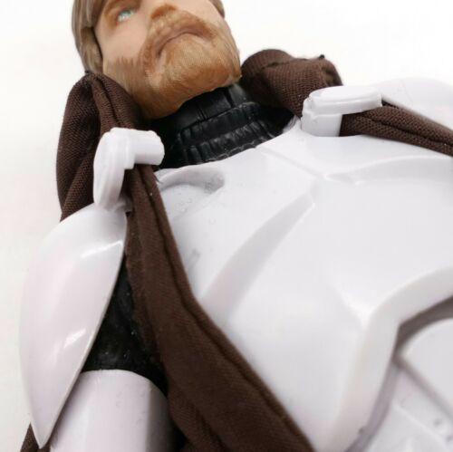 No Figure Dark Brown Robe Star Wars Black Series Clone Commander OBI Wan