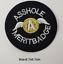 miniature 9 - Sew Iron On Round Patches Popular Badge Transfer Embroidered Funny Biker Slogan