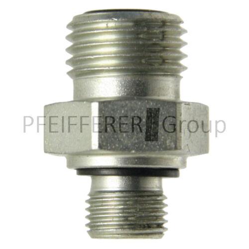 Granito ORFs adaptador recta adaptador AG-AG ga 11//16 M-ORFs x 1//4 M-PNB-WD