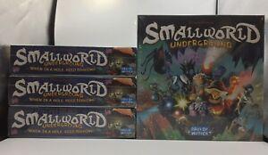 Days-of-Wonder-Small-World-Underground-Board-Game-Neuf-Et-Scelle