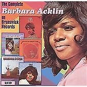 THE COMPLETE BARBARA ACKLIN ON BRUNSWICK RECORDS (2 CDs)