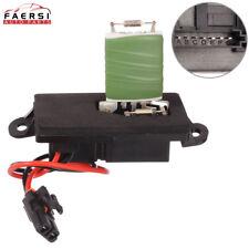 AC Heater Blower Motor Fan Speed Control Resistor for Chevy Silverado 1500