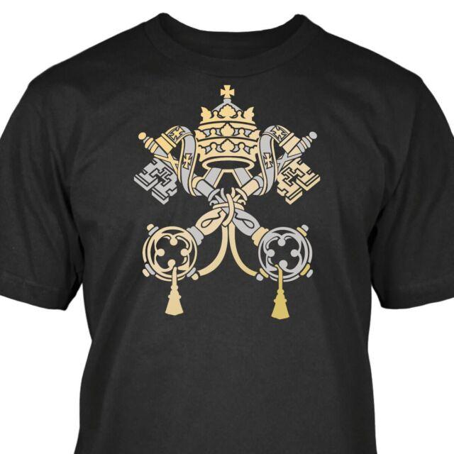 Vatikan T-Shirt Hallelujah \m//-\m// IGORRR