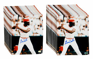 GEORGE-FOSTER-CINCINNATI-REDS-SIGNED-8x10-PHOTO-NY-METS-SAN-FRANCISCO-GIANTS-CHW