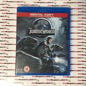 Jurassic World (Blu-ray, 2015) r