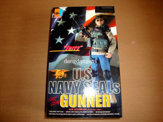 1 6 Dragon U.s Navy Seals Gunner