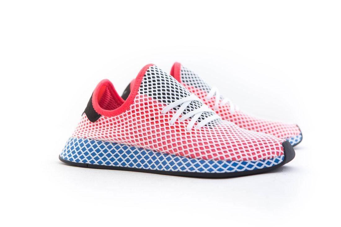 CQ2624 adidas men deerupt runner orange bluebird  solar red  bluebird orange 03e97f