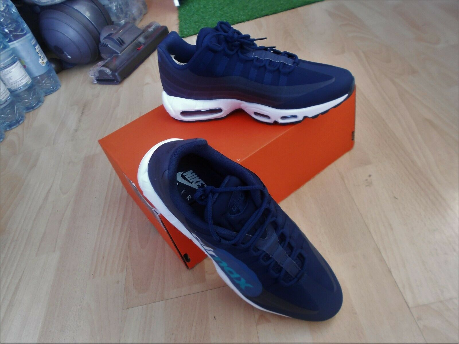 BRAND NEW WITH PART BOX NIKE AIR MAX 95 NS GPX TRAINERS UK Größe 10