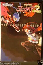 Disgaea 2 The Complete Guide Nippon Ichi Software book