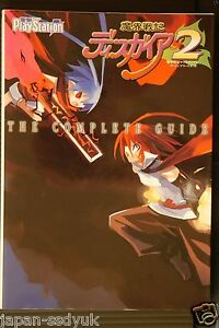 Disgaea-2-The-Complete-Guide-Nippon-Ichi-Software-book