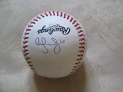 Baseball-mlb Sports Mem, Cards & Fan Shop Just Sweet Chris Duffy Auto Signed Baseball Pittsburgh Pirates Buccos Rare Clients First