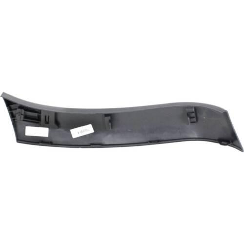 Front RH Side Primed Bumper End Extension Fits Toyota RAV4 Sport Model TO1005175