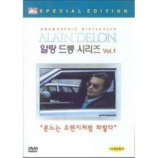 Ne Reveillez Pas Un Flic Qui Dort,1988 (DVD,All,New) Alain Delon,Michel Serrault