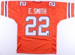 finest selection 3da2d b4927 Details about Emmitt Smith Signed Florida Gators Jersey (Smith Hologram)  SEC M.V.P. 1989