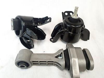 K2895 Engine Motor /& Trans Mount Set 3pc For 2010-2011 Kia Soul 1.6L 2.0L AUTO