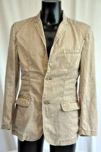 Alternative Blazer Uomo Color M Sabbia Giacca Nuovo Tgl rrRwq8P