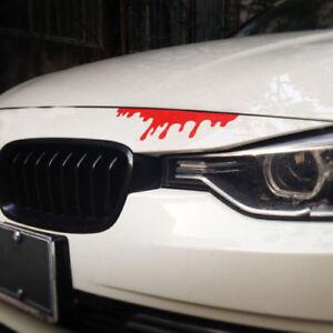 For-AutoCar-Bumper-Window-Vinyl-Decal-Sticker-Decals-DIY-Decor-Blood-CT036