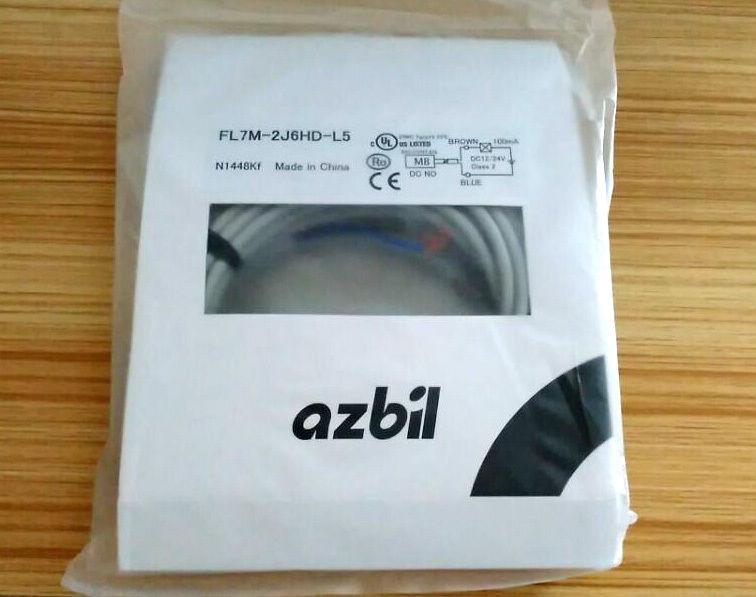 1PC NEW Yamatake Azbil FL7M-2J6HD-L5