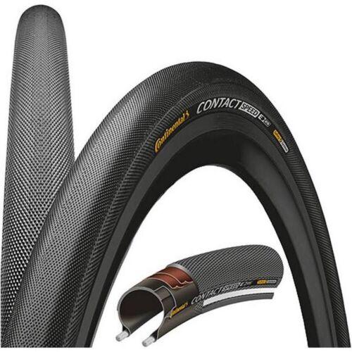 Continental Contact Speed folding tire black 700x42 e bike
