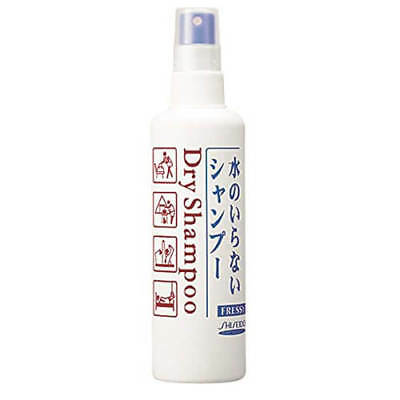 ☀Shiseido Furesshii dry shampoo spray type 150ml