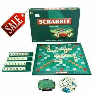 Scrabble-Board-Game-Family-Kids-Adults-Educational-Toys-Puzzle-Game-UK