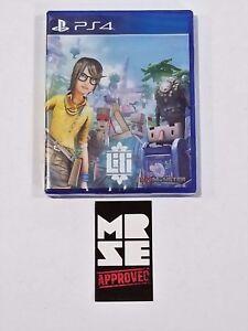Limited Run Games 77 Lili Ps4 Playstation 4 New Ebay