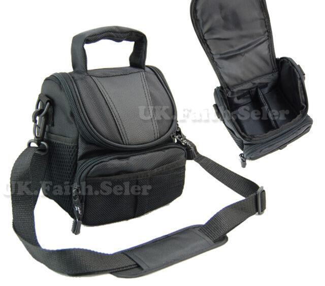 Light-weight Camera Shoulder Case Bag Handbag For Panasonic Lumix DMC- LZ30
