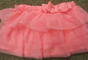 Genteel New Carter's Just One You Pink Newborn Baby Tutu Skirt In Many Styles Clothing, Shoes & Accessories Skirts
