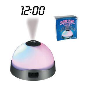 Projektions-Wecker-mit-Farbwechsel-LED-Licht-Bunt-Projektor-Digital-Anzeige