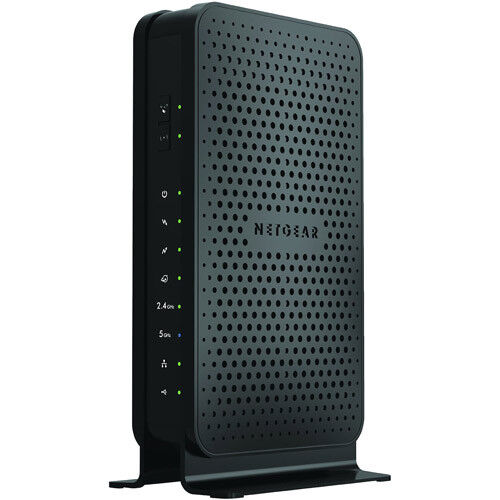 N600 Wi-Fi Cable Modem Router Netgear C3700100NAS