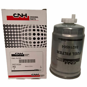 New Holland Fuel Filter Part # 84214564 for Tractors, Skid Steers,  Windrowers   eBayeBay