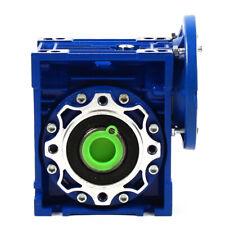 Worm Gear Nmrv050 10 80b14 Speed Reducer Input 1400rmin 19mm Ratio 601 100 1