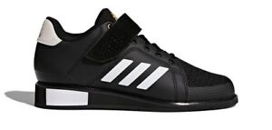 eedb5e01b80 Image is loading Adidas-Power-Perfect-III-Mens-Weightlifting-Shoes-Trainers-