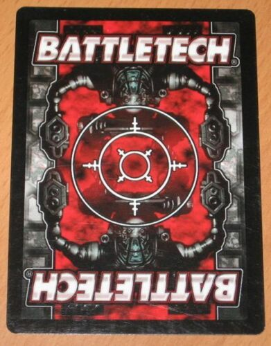 RARE Battletech CCG TCG Card Commanders Edition CE Mandrill