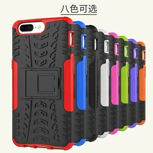 Rugged-Hybrid-Armor-Shockproof-Hard-Kickstand-Case-Stand-Cover-For-OnePlus-5