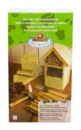 Insektenhotel Bastel-Set Wildbienenhotel zum selber basteln Bausatz