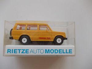 Rietze-Mitsubishi-Pajero-Nr-30350-General-Tire-GK6
