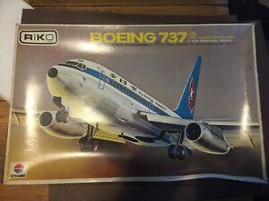 maquette-NITTO-KAGAKU-Riko-BOEING-737-1-100-400-400
