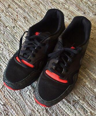 Nike Air Safari,Sneaker, Schwarz, Neon Pink, graue Punkte, 45, Vintage, Rarität   eBay