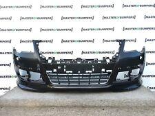 VW PASSAT R LINE 2006-2010 FRONT BUMPER IN BLACK GENUINE [V333]