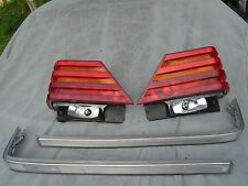MERCEDES W140 L&R TAIL LIGHT & Reverse Back-up Assembly S320 S420 S500 600 92-94