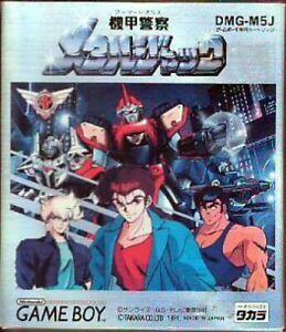 Nintendo-Gameboy-juego-Kikou-Keisatsu-metal-jack-jap-modulo