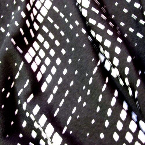 White Front Catherines Black Short on 2x Hemline Gonna Slip Fazzoletto 8px1IgqwW