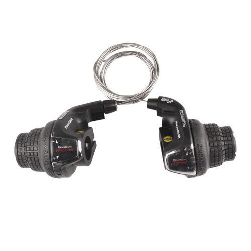 Shimano RevoShift SL-RS35 Twist Grip Shifter 3//6//7//18//21 Speed Bike Bicycle