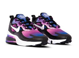 Nike Air Max 270 React Bubble Pack Bv3387 400 Women Size Running