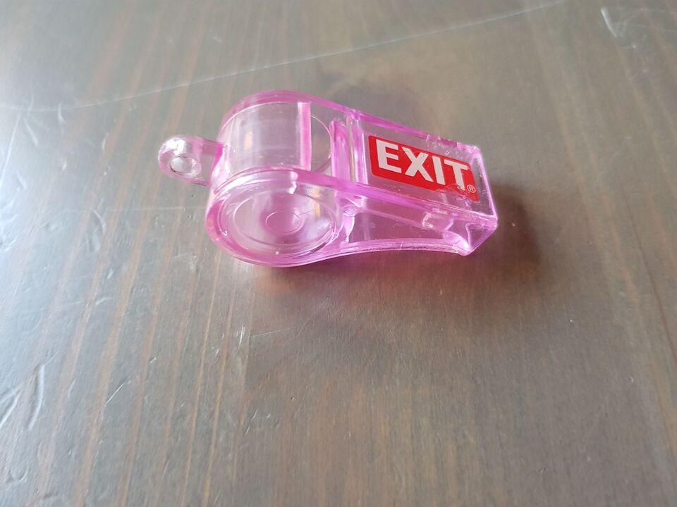 Musikinstrumenter, fløjte, Exit