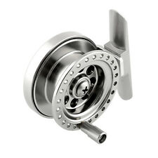 Firm Aluminum Alloy Sea Ice Fly Flies Fishing Tackle Line Wheel Reel Durable*